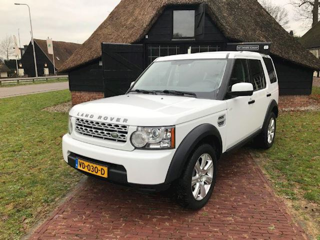 Land-Rover Discovery occasion - U.J. Oordt Auto's