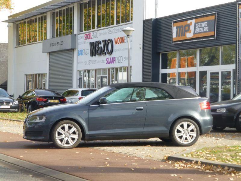 Audi A3 cabriolet occasion - Autohandel Prins