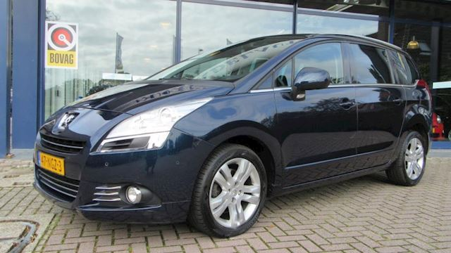 Peugeot 5008 1.6 THP Blue Lease Executive 7pers Panorama PDC Clima Cruise Nwe Kettingset!