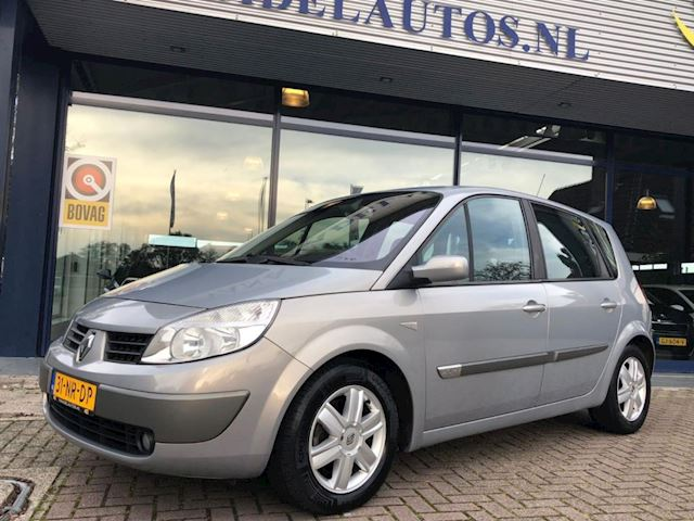 Renault Scenic 2.0-16V Expression Luxe Clima Cruise Trekhaak Dealeronderhouden!