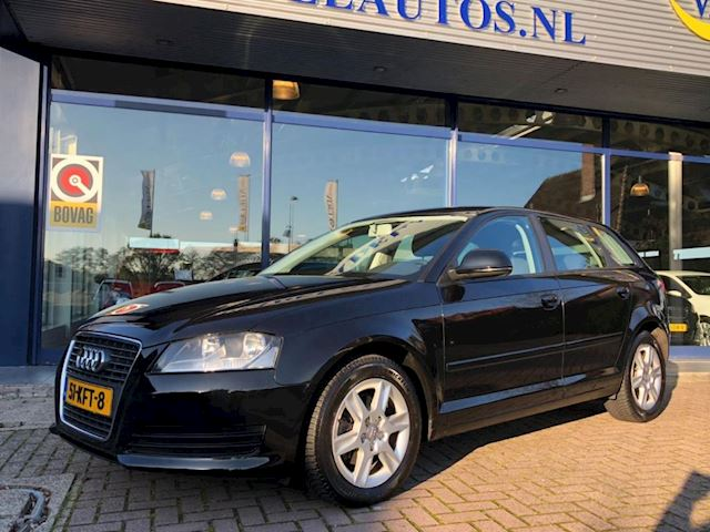 Audi A3 Sportback 1.4 TFSI Attraction Pro 1e Eig. NL-Auto NAP Dealeronderhouden!