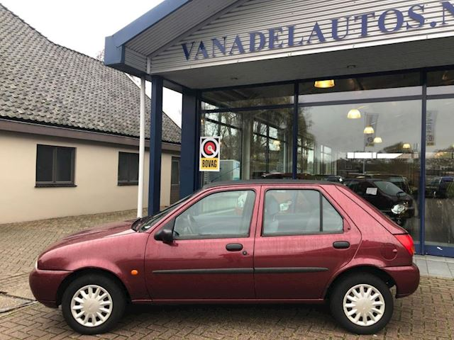 Ford Fiesta occasion - Van Adel Auto's B.V.