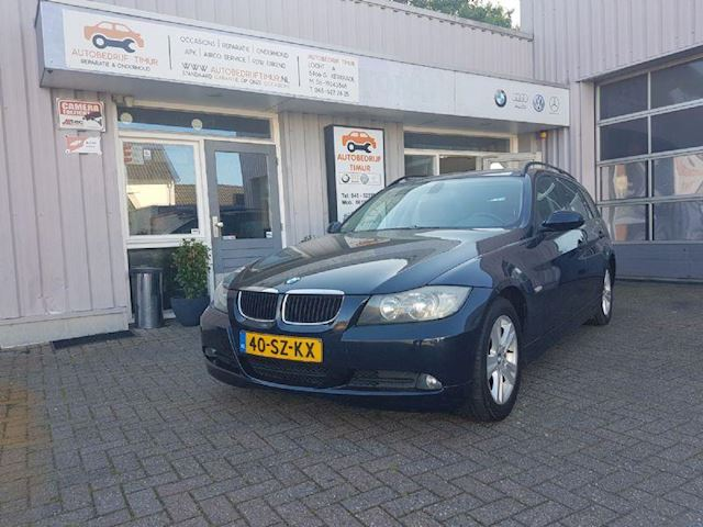 BMW 3-serie 320d business line aut