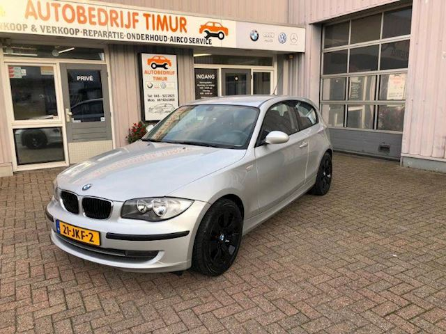 BMW 1-Serie 116i corporate lease