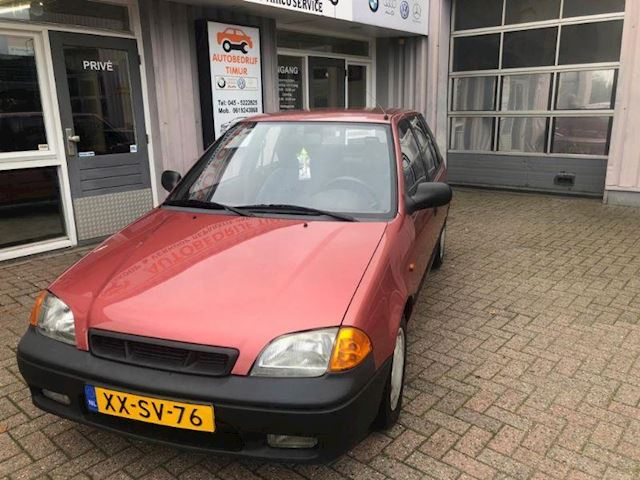 Suzuki Swift 1.3 glx aut