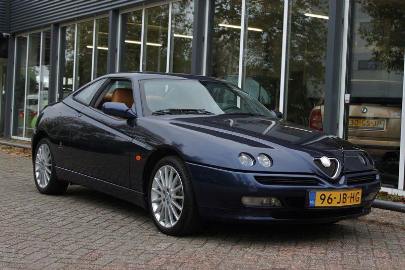 Alfa Romeo GTV occasion - HAS Auto's