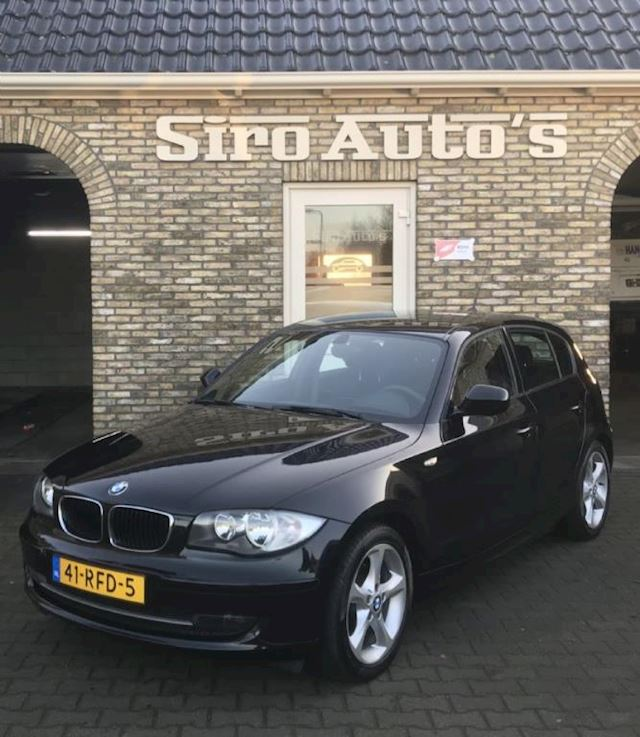 BMW 1-Serie 1-serie 116d Corporate Business Line BJ 2010 Zeer nette auto