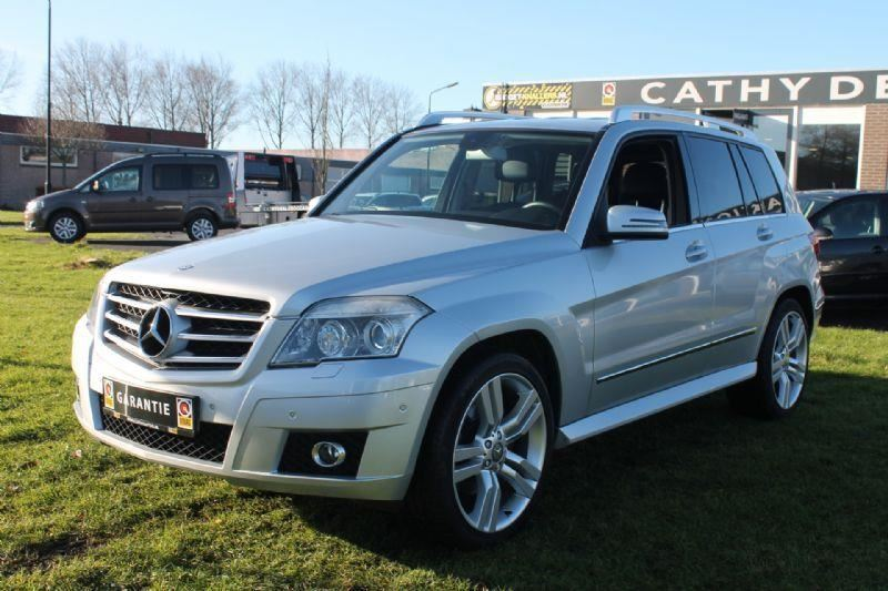 Mercedes-Benz GLK-klasse occasion - Cathy Dealer Occasions