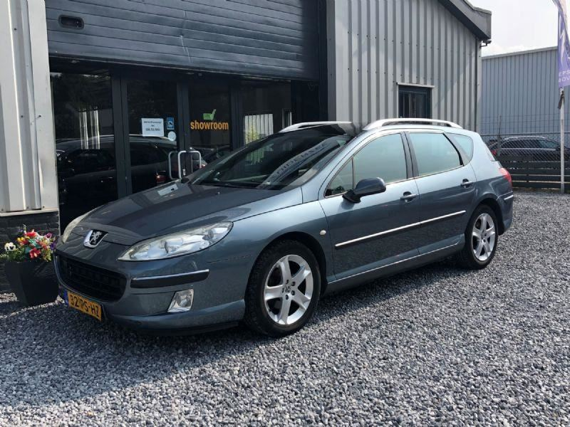 Peugeot 407 occasion - Auto Zuiderzee