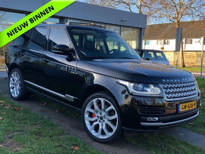 Land-Rover Range Rover occasion - Loyaal Auto's