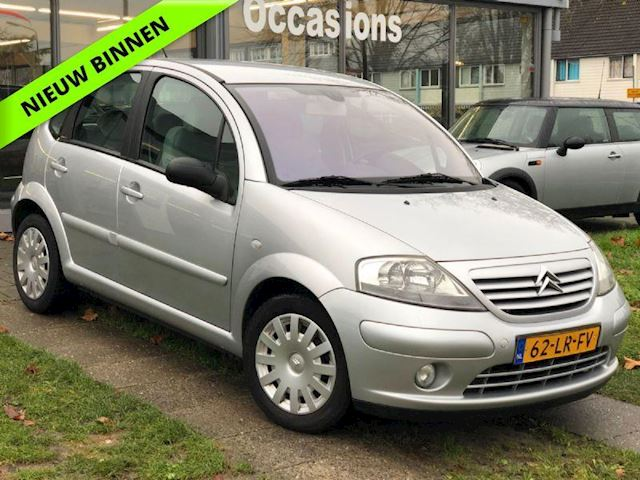 Citroen C3 1.6i-16V Exclusive Aut/Tiptronic/Airco/Cruise