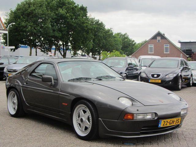 Porsche 928 Stoelen.Porsche 928 5 0 S4 Aut Originele Rinspeed Airco Cruise