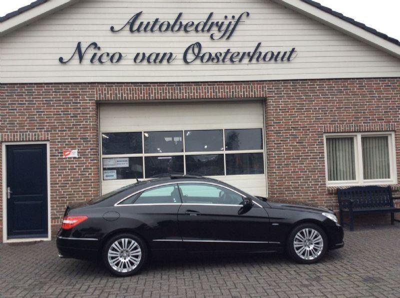 Mercedes-Benz E-klasse occasion - Autobedrijf Nico van Oosterhout