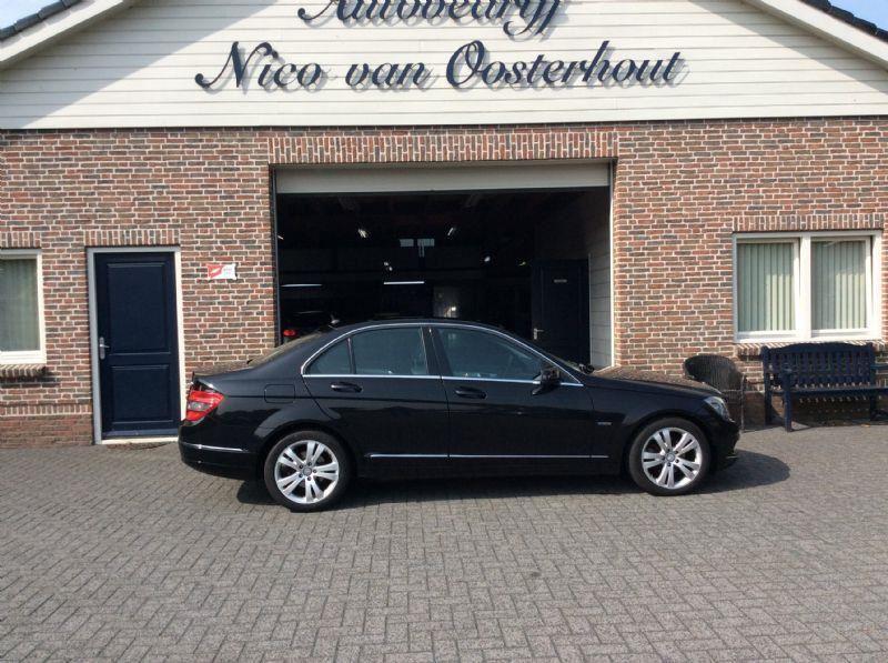 Mercedes-Benz C-klasse occasion - Autobedrijf Nico van Oosterhout