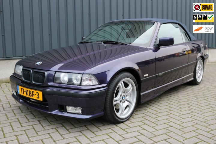 BMW 3-serie Cabrio occasion - VDV Automotive BV