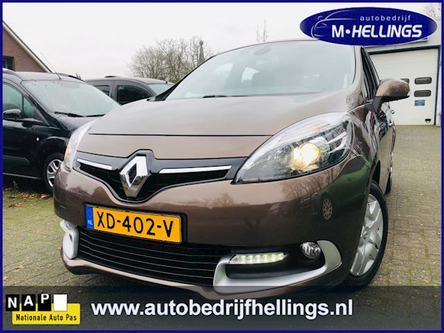 Renault Scénic 1.2 TCe Collection Navigatie / PDC / Keyless