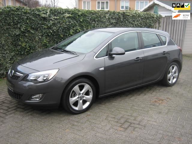 Opel Astra occasion - Autobedrijf H. Kanters
