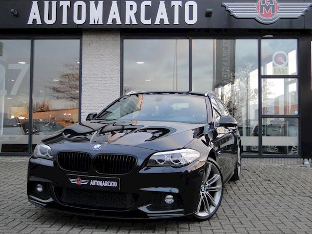 BMW 5-serie Touring 518d Executive Aut. 220PK | 440Nm| M-Sport | M-Performance | M550d | Navi Proff.
