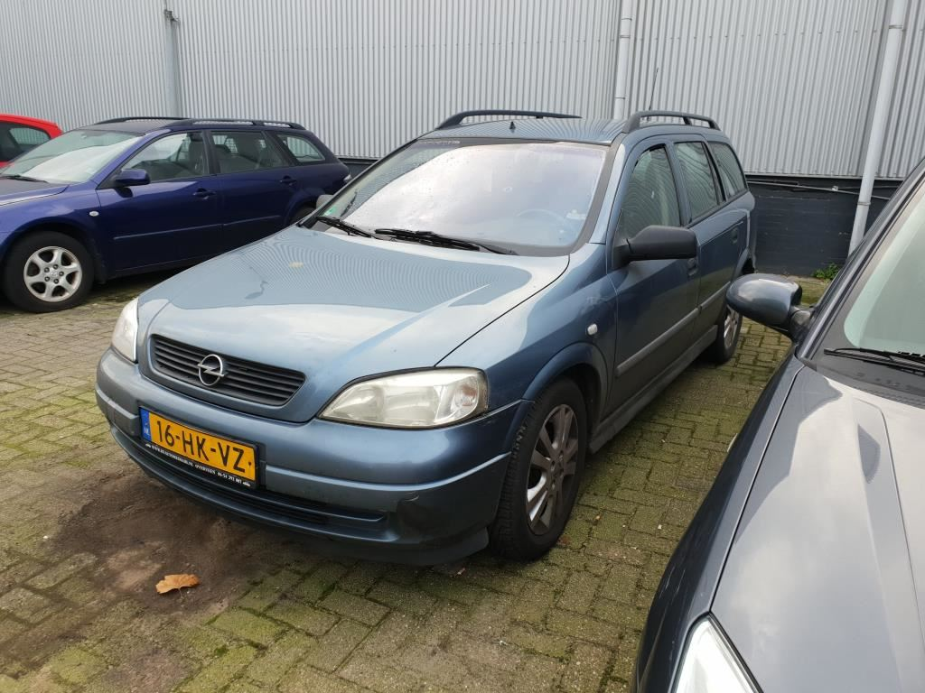 Opel Astra Wagon occasion - NL Cars B.V.