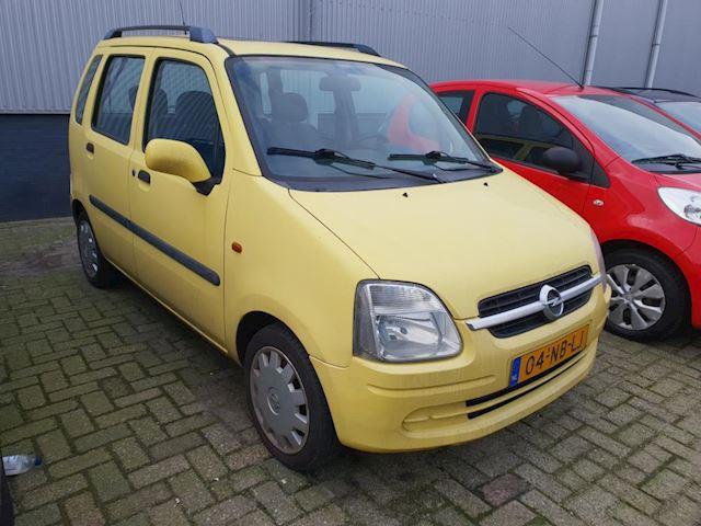 Opel Agila 1.2-16V Color Edition NW APK