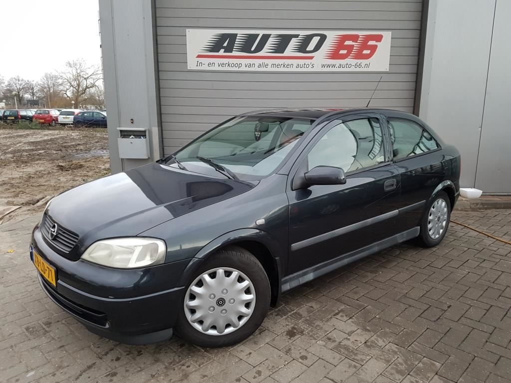 Opel Astra occasion - Auto 66 BV