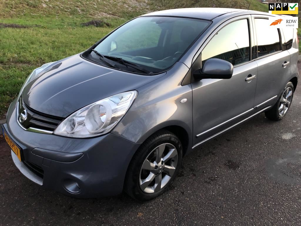 Nissan Note occasion - RW Cars