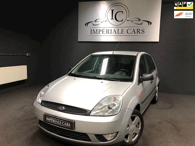 Ford Fiesta 1.4-16V First Edition NWE APK/Airco/Cruise/NAP