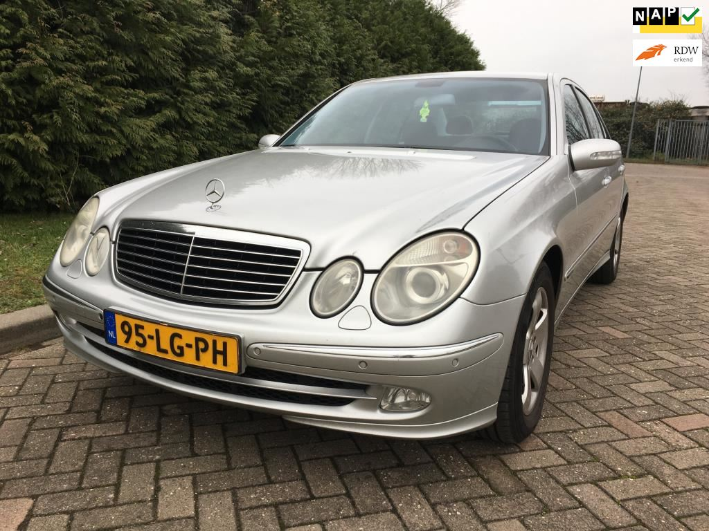 Mercedes-Benz E-klasse occasion - Goldenstone Cars