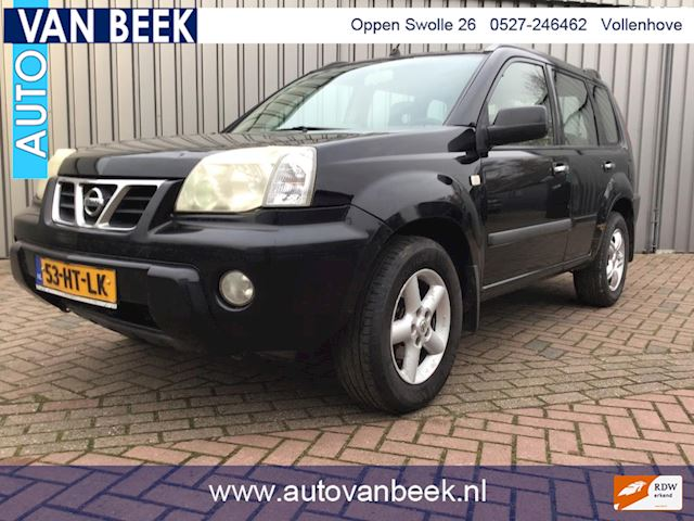 Nissan X-Trail 2.2 dCi Luxury