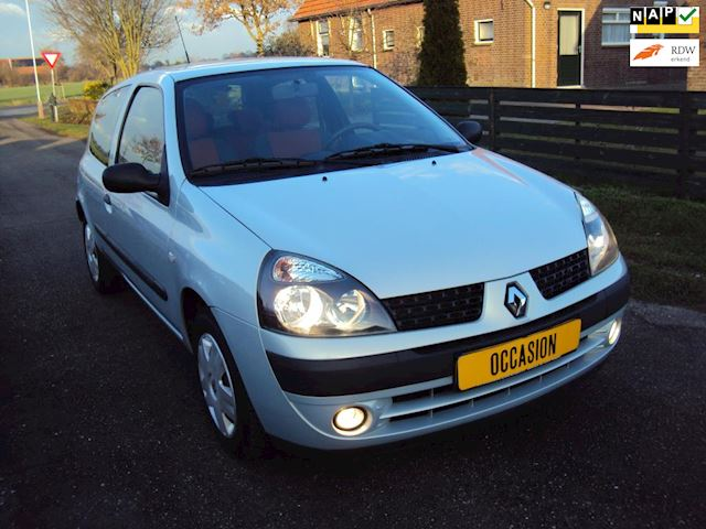 Renault Clio 1.2-16V Authentique Basis