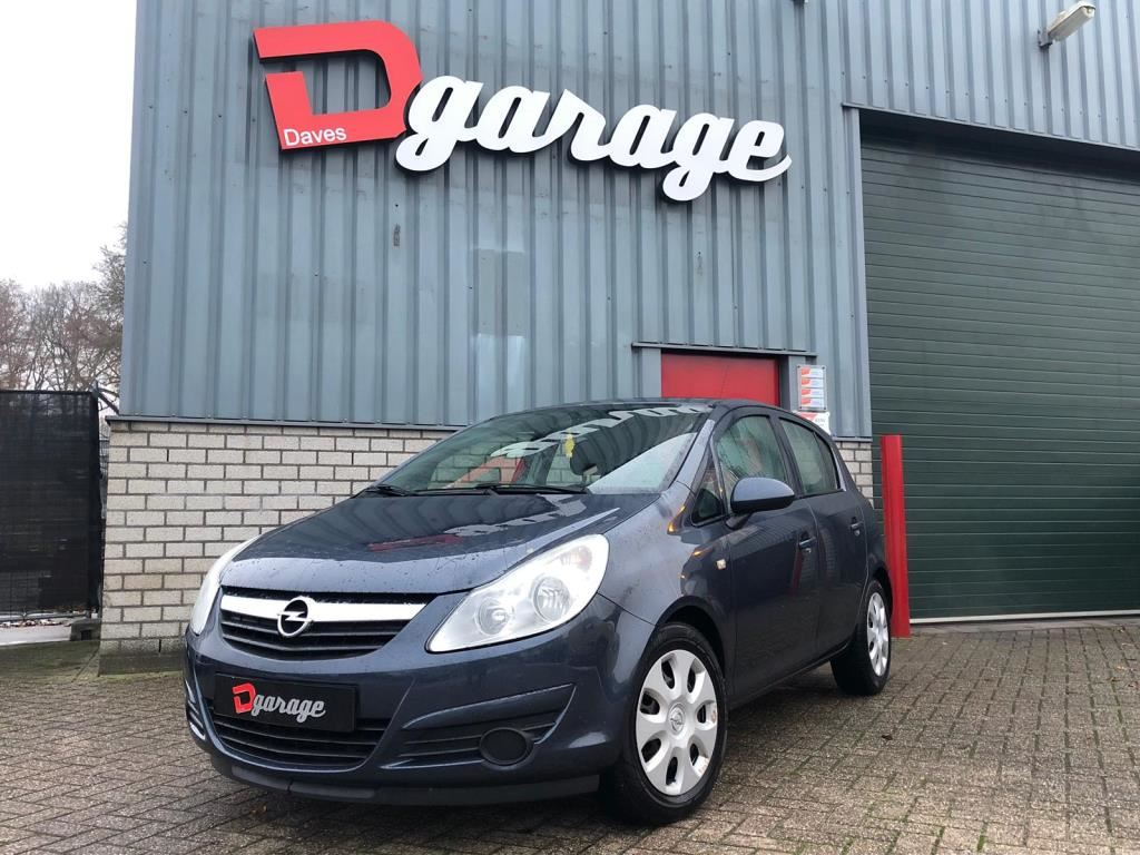 Opel Corsa occasion - Dave's Garage