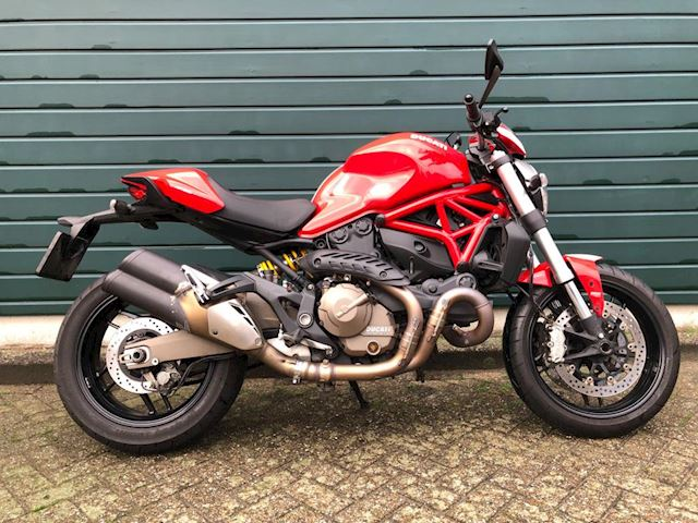 Ducati Tour Monster 821 ABS Stripe 2015 Orig.NL