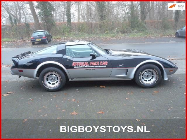 Chevrolet USA Corvette Pace Car aut.