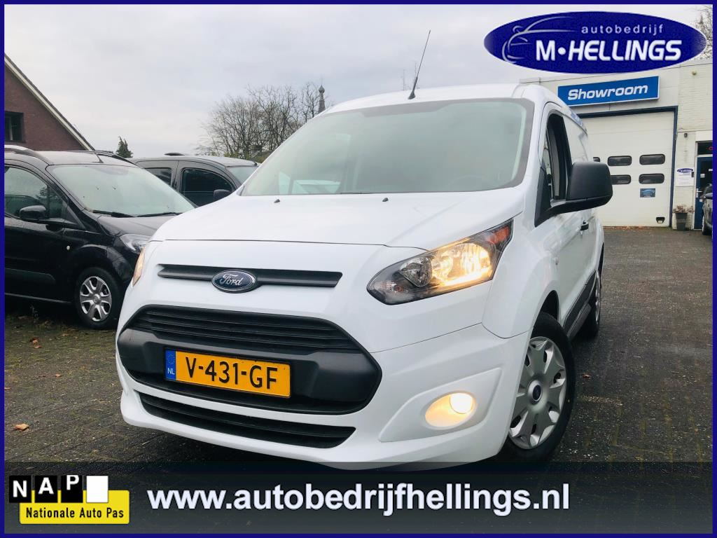 Ford Transit Connect occasion - Autobedrijf M. Hellings