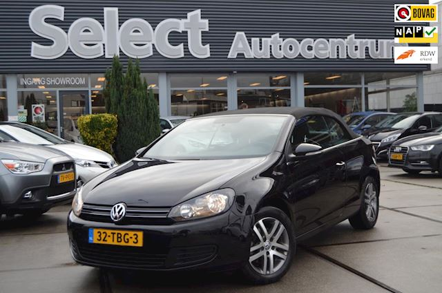 Volkswagen Golf Cabriolet 1.2 TSI BlueMotion Climate control | Cruise control | NAP