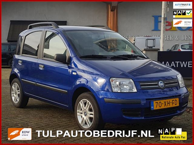 Fiat Panda 1.2 Emotion luxe bj 2007 clima 79176 km nap nw staat !!