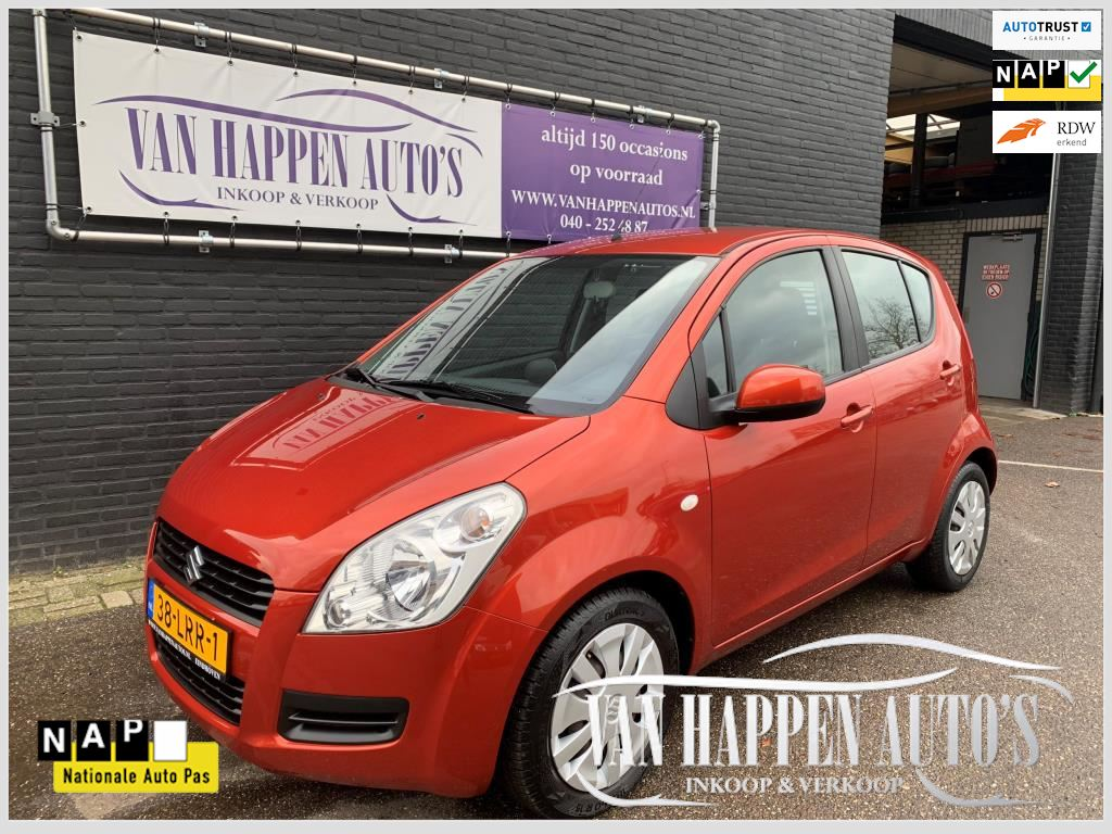 Suzuki Splash occasion - Van Happen Auto's