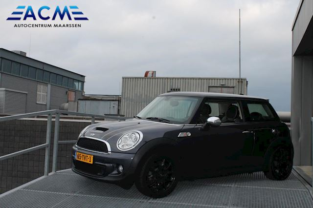 Mini Cooper S 1.6 10 Years II edition Navi/Leer/PDC/etc.