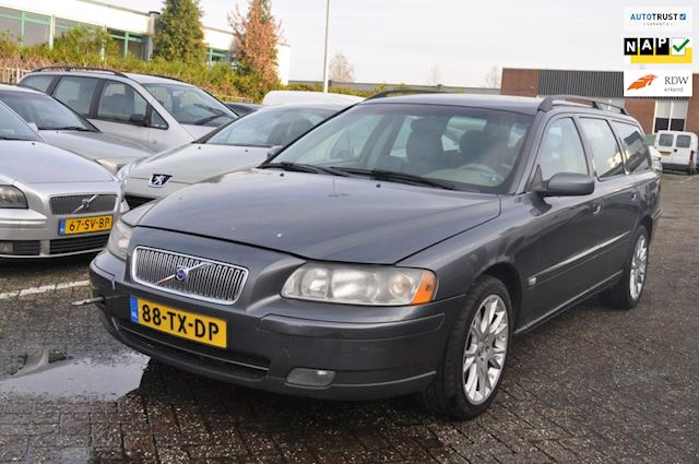 Volvo V70 2.4 D5 Edition II AUTOMAAT, MOTOR DEFECT! EX BPM! EXPORT!