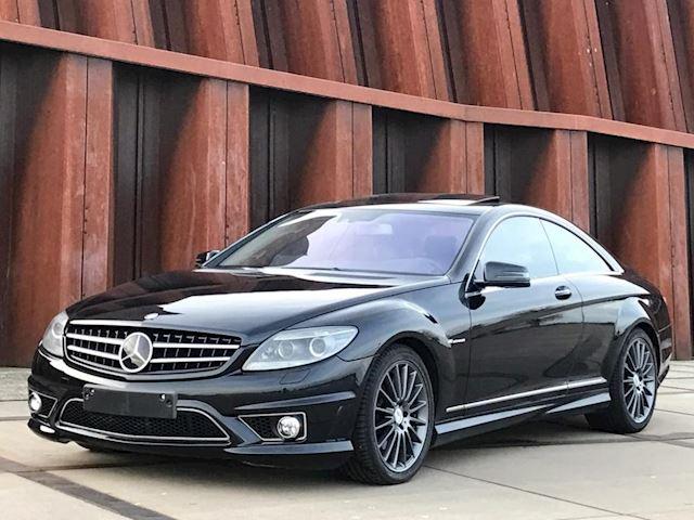 Mercedes-Benz CL-klasse 63 amg aut