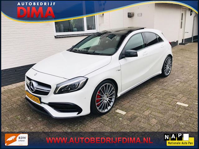 Mercedes-Benz A-klasse 45 AMG 4MATIC Facelift 381 PK
