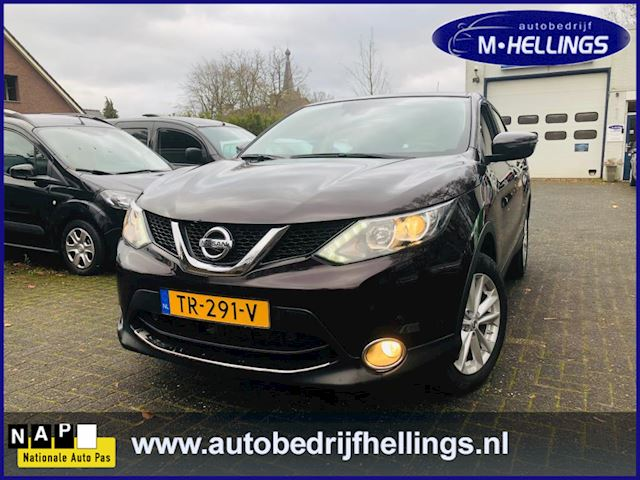 Nissan Qashqai 1.2 Connect Edition Led / Camera / PDC / 41.000 km