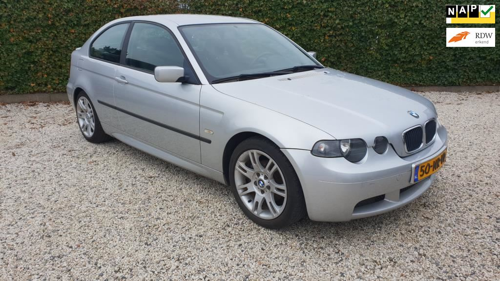BMW 3-serie Compact occasion - Autolania