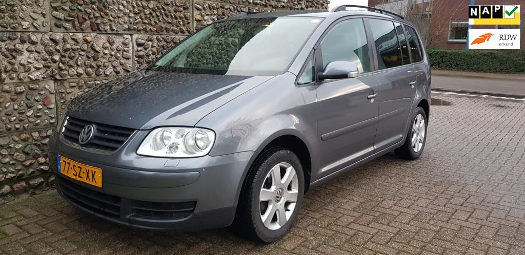 Volkswagen Touran occasion - Car Trade Nass