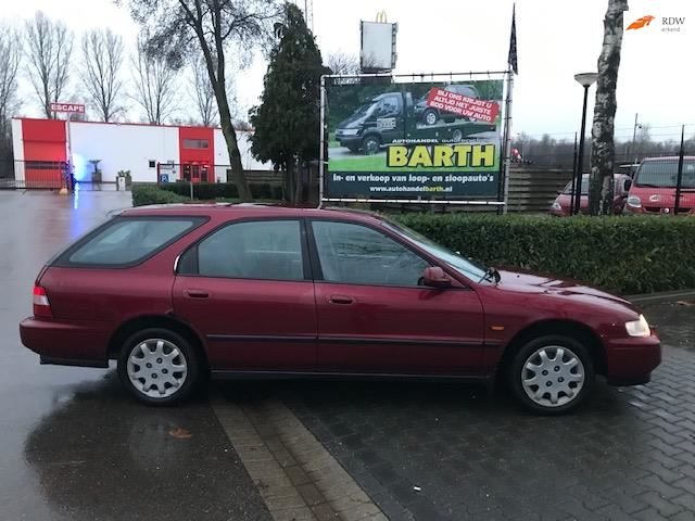 Honda Accord Aerodeck occasion - Autohandel Barth