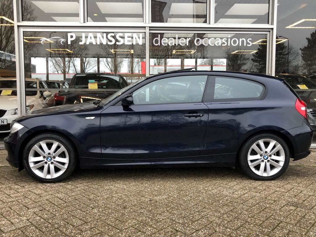 BMW 1-serie occasion - P Janssen Occasions