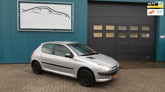 Peugeot 206 1.6-16V Gentry Automaat Clima NL Auto NAP
