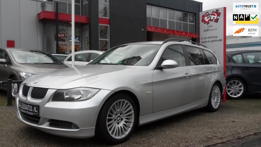 BMW 3-serie Touring occasion - Gebo Auto's