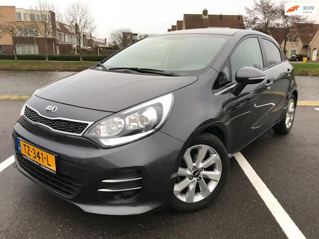Kia Rio 1.2 Executive Line NAVI AIRCO CRUISE CAMERA 7JR.GAR