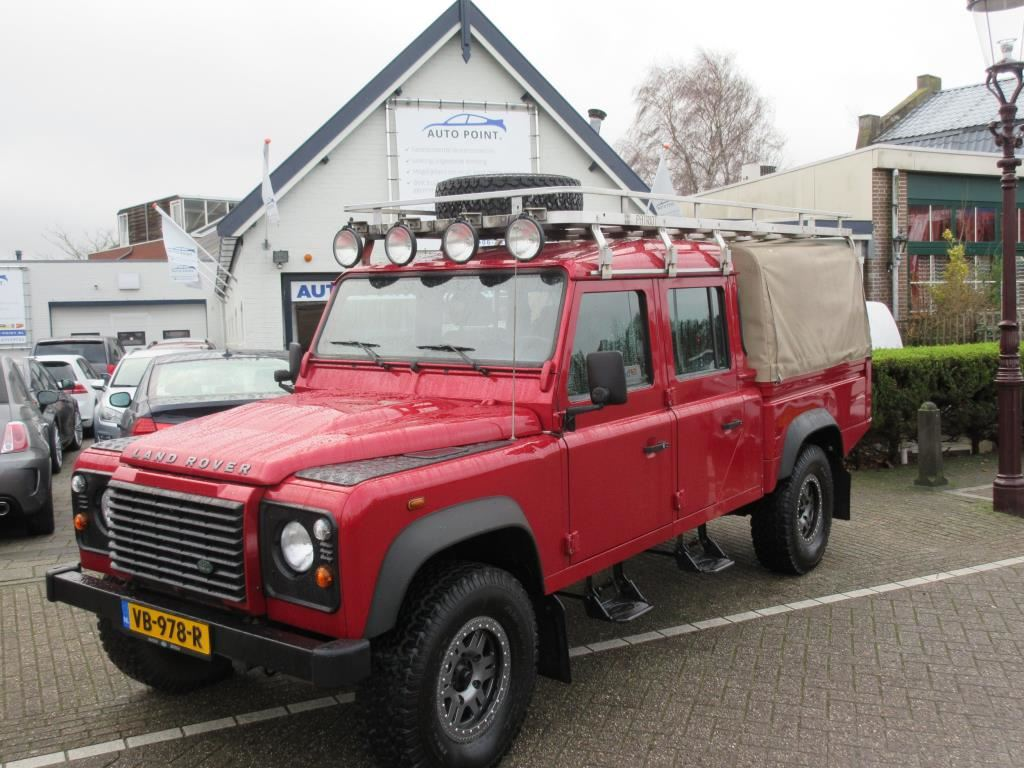 Land Rover Defender occasion - Auto Point